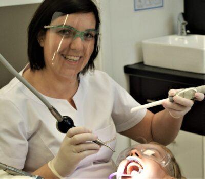 higienizacja zębów
