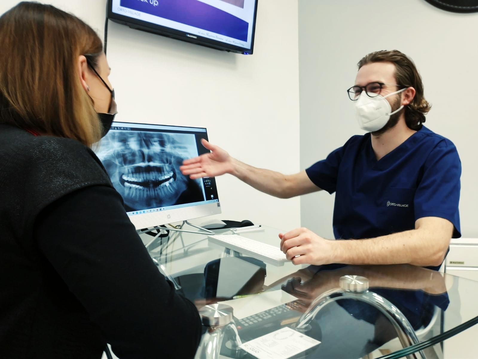 protetyka stomatologiczna Wola Mrokowska